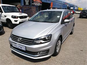 2019 VW Polo sedan 1.4 Comfortline