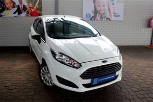2014 Ford Fiesta 5 door 1.4 Ambiente (aircon+audio)