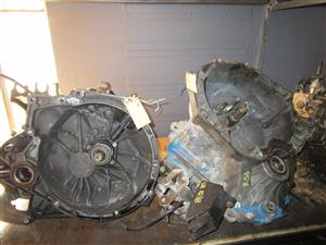   Gearbox for Peugeot 207 cc for sale