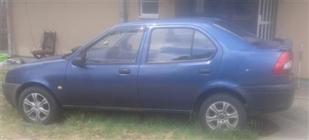 2005 Ford Ikon 1.3i L