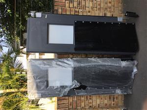 Double povit industrial door new