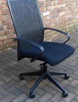 """Chair office"""" Lordo flex"""" Dauphin"""