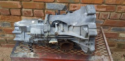 Audi a4 5 speed gearbox