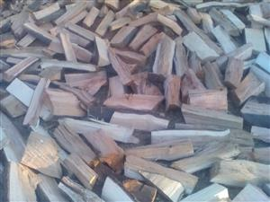 QUALITY DRY HARD BLACK WATTLE AND BUSHY WOOD FOR SALE.