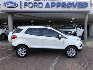2016 Ford EcoSport ECOSPORT 1.0 ECOBOOST TREND