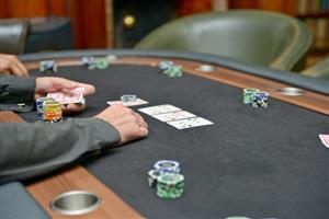 Hire Poker tables: Gaming Events Fun Casino Poker table hire