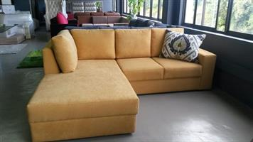 DAYBED WITH 2 SEAT SOFA