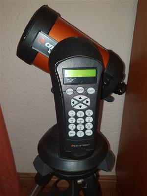 Celestron Nexstar 5se and accessories