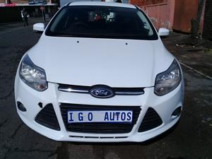 2012 Ford Focus 1.6 Trend 4 door