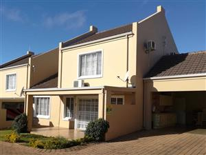 Trendy 3 Bedroom Townhouse in Security Estate