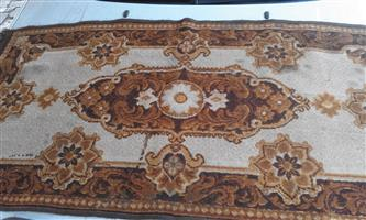 2 x Old carpets for sale