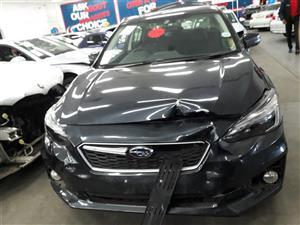 2018 Subaru Impreza 1.5 R hatch Code 2