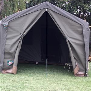 Tentco Sahara Junior canvas tent