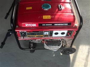 5.5 kv Petrol Generator for Hire