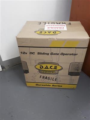 Dace Gate Motor --- New