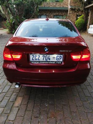 2010 BMW 3 Series sedan 320D A/T (G20)