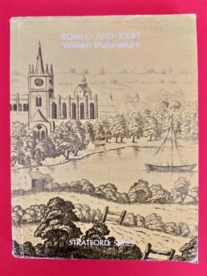Romeo And Juliet - William Shakespeare - Stratford Series.