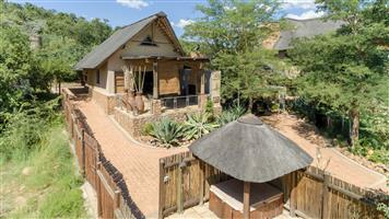 Mabalingwe Nature Reserve - Comfortable exquisite intimate exclusivity
