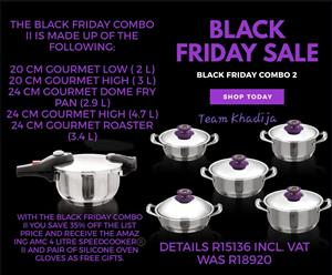 Black Friday AMC cookware