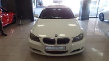 2011 BMW 3 Series sedan