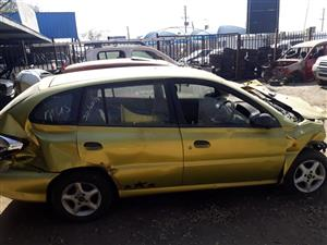 Kia Rio RS now stripping for Spares