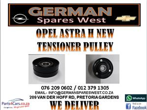 OPEL ASTRA H NEW TENSIONER PULLEY FOR SALE