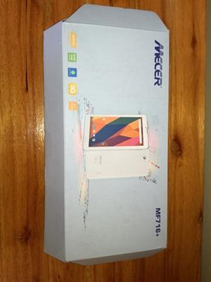 Brand new 7' Mecer Tab for sale