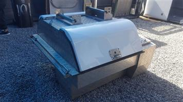 CHEV 12 ALU WORKERS CANOPY 1600