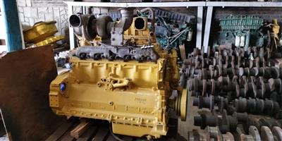 3306 cat engine with after cooler for sale