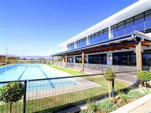 Upmarket 1 bedroom apartment to rent in De Velde Security Estate in Somerset West