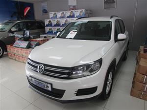 2011 VW Tiguan Allspace TIGUAN ALLSPACE 1.4 TSI TRENDLINE DSG (110KW)