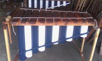 African marimba set