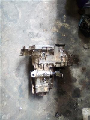 Vw golf one ffz gearbox for sale