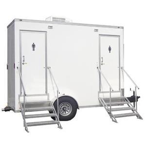 Mobile VIP Toilet