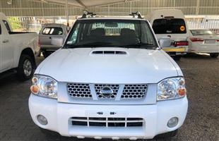 2014 Nissan NP300 Hardbody 2.5TDi 4x4