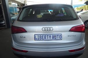2012 Audi Q5 3.0TDI SE quattro