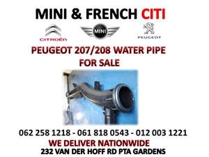 PEUGEOT 207/208 WATER PIPE FOR SALE !!