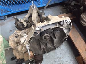 Renault Sandero gearbox