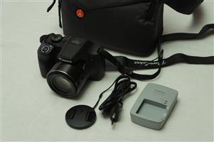 Canon SX540 50x Ultra Zoom Digital Camera