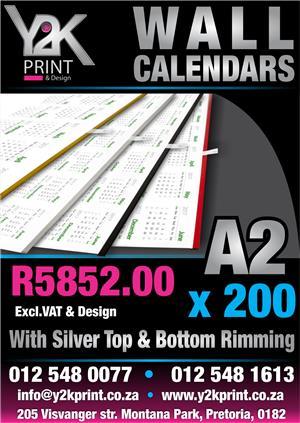 Wall Calendars Special