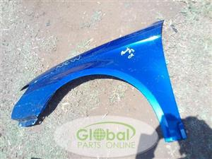 2015 AUDI A3 LEFT FENDER BLUE – USED(CR)