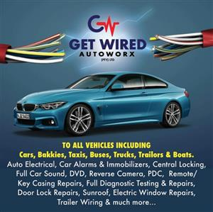 Affordable & Professional Auto Elecrical, Car Alarm, Central Locking, Car Sound Services