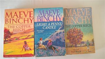 Maeve Binchy books for sale