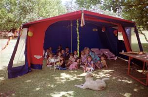 Large Family Frame Tent