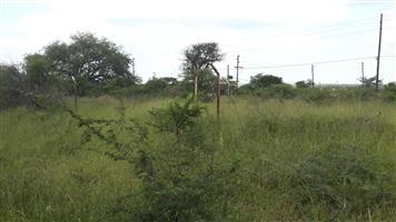 25 x 25m stand for sale in Scotia farm near hoedspruit