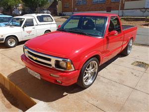 1996 Chevrolet Utility 1.3D