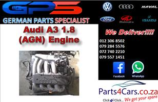 Audi A3 1.8 (AGN) Engine for Sale