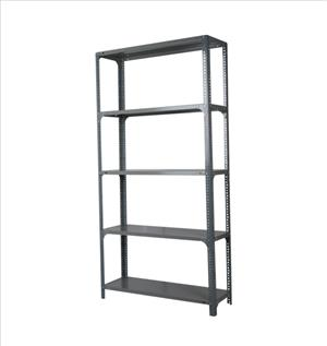 Bolt And Nut Powder Coated Shelving
