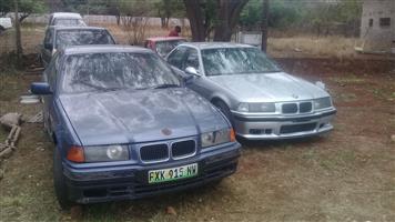 1996 BMW 3 Series sedan
