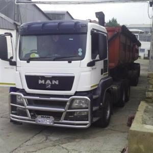 34 ton horse side tipper trailers